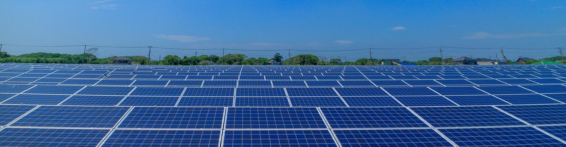株式会社エコシスホールディングス-太陽光発電事業