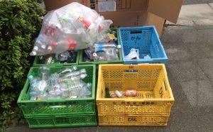 ゴミを一番出している国は日本